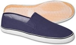 Canvas Deck Shoe, Navy