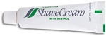 Shave Cream, .85 Oz 144/cs