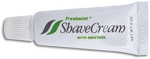 Shave Cream, Brushless .6oz