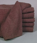 Brown Bath Towels - Budget Grade