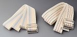 BELT,GAIT,COTTON,W/STRIPE,60