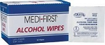 Medi-First® Alcohol Wipes