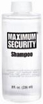 Shampoo, Maximum Security 8 oz