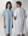 Traditional Patient Gowns