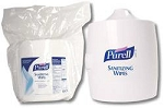 Purell® Wipe Dispenser