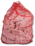 Laundry Bag, 24x36 Red