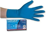 SafeGrip Latex Exam Gloves