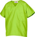 Shirt, Lime Green TriStitch