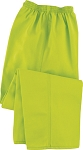 Trousers, Lime Green TriStitch