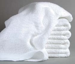 Towel, White Bath 24
