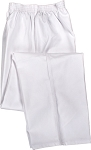 Trousers, White, TriStitch