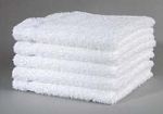 Washcloth, 12x12 White