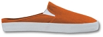 Canvas Deck Shoe, Orange