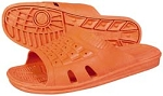 Sandal, Soft PVC Orange