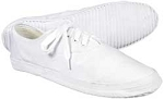 Shoe, Women Laceup White