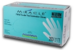 Adenna Blue Miracle Nitrile Textured Exam Gloves