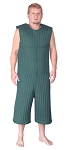 Isolation/Suicide Cell Jumpsuit, Green