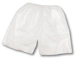 Disposable Boxers, White