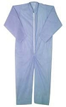 Disposable Coveralls, Lt. Blue