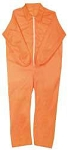 Disposable Coveralls, Orange edium