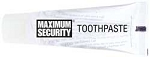 Toothpaste, 4.6 oz Max Securit