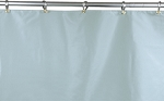 Shower Curtain, W/grmts 62x82