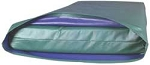 Mattress Cover, Navy 25 x 75 x 4